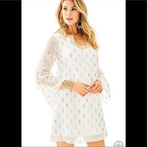 Lilly Pulitzer Amory Dress NWT Size 10